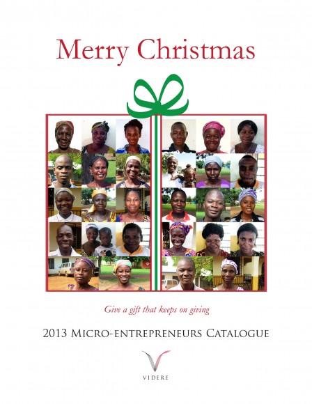 Videre Holiday Catalogue 2013